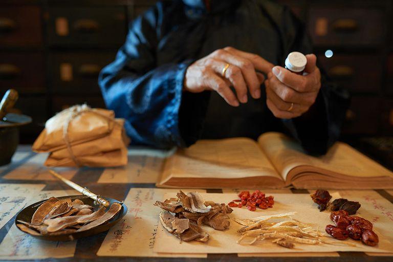 Các bài thuốc đông y đều sử dụng các loại thảo dược có nguồn gốc hoàn toàn từ tự nhiên