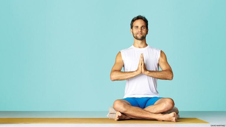 Yoga, thiền giúp giảm căng thẳng hiệu quả