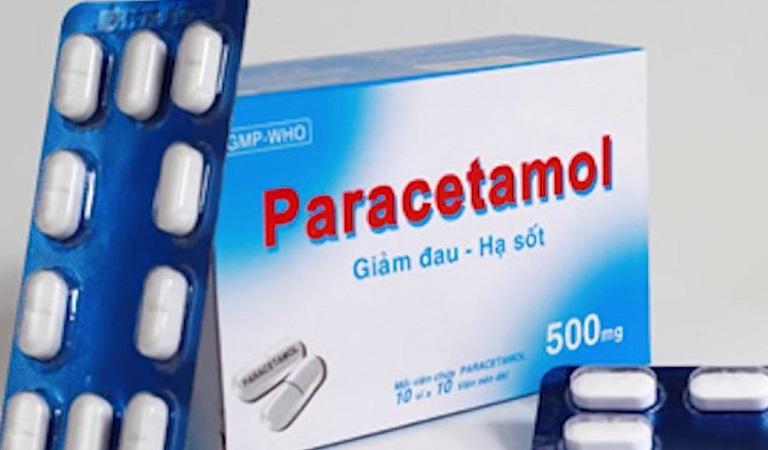 Dùng thuốc Tây y để điều trị viêm họng xung huyết dựa trên nguyên nhân gây bệnh và các triệu chứng cơ bản