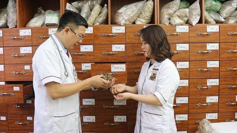 Đội ngũ lương y Đỗ Minh Đường đã dành nhiều tâm huyết nghiên cứu các bài thuốc gia truyền
