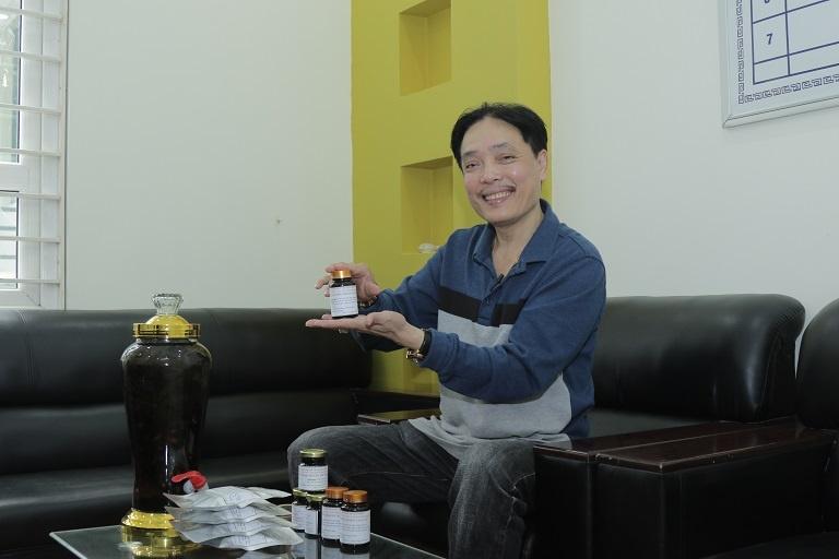 Diễn viên Minh Tuấn tin tưởng lựa chọn Đỗ Minh Đường khám chữa sinh lý nam