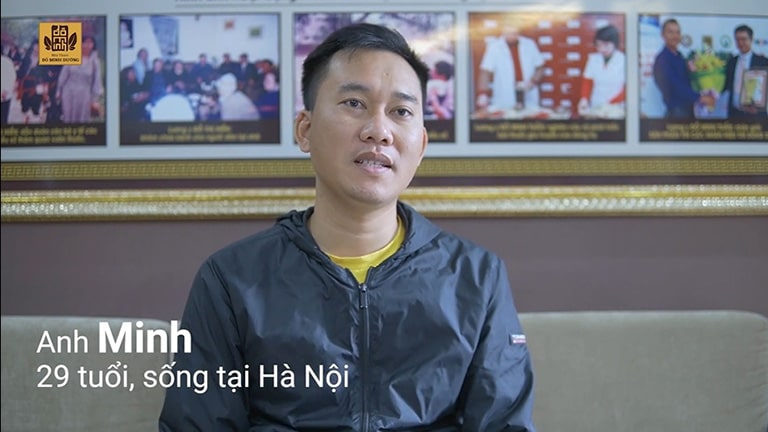 Nhân vật chữa yếu sinh lý tại Đỗ Minh Đường