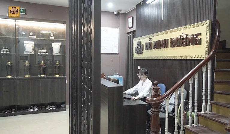 Nhà thuốc Đỗ Minh Đường - Địa chỉ tìm lại hy vọng cho anh Minh