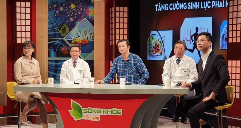 Nhà thuốc Đỗ Minh Đường trên sóng VTV2