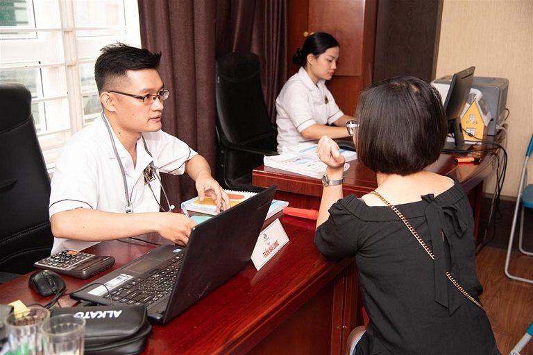 Bs Trần Hải Long - Chuyên gia Vật lý trị liệu Đỗ Minh Đường