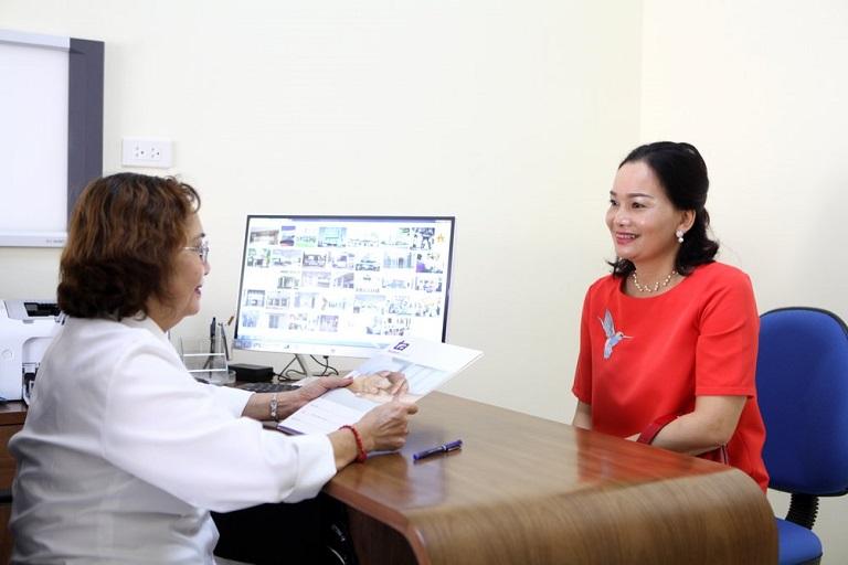 Bệnh viện Phụ Sản Trung Ương được biết đến một trong những bệnh viện tuyến đầu