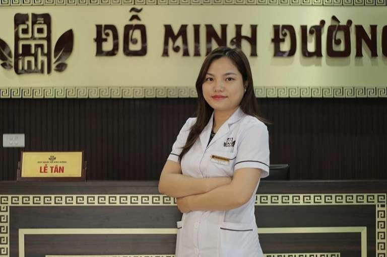 Y sĩ YHCT Lô Thị Lâm Anh