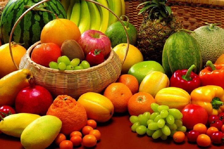 Hoa quả tươi giúp tăng cường miễn dịch và ngăn ngừa ung thư cổ tử cung