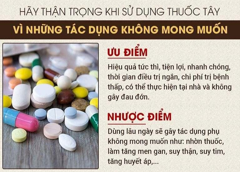Bệnh nhân cần tuân thủ chỉ định của bác sĩ, không tự ý dùng thuốc