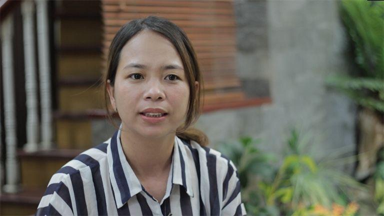 Chị Sâm điều trị hội chứng thận khí hư khi mang thai tại nhà thuốc Đỗ Minh Đường