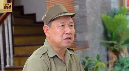 Chú Bình đến thăm khám tại nhà thuốc Đỗ Minh Đường
