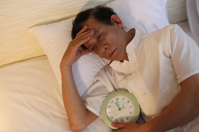 Mất ngủ khiến cơ thể mệt mỏi, gây ra nhiều bệnh lý nguy hiểm