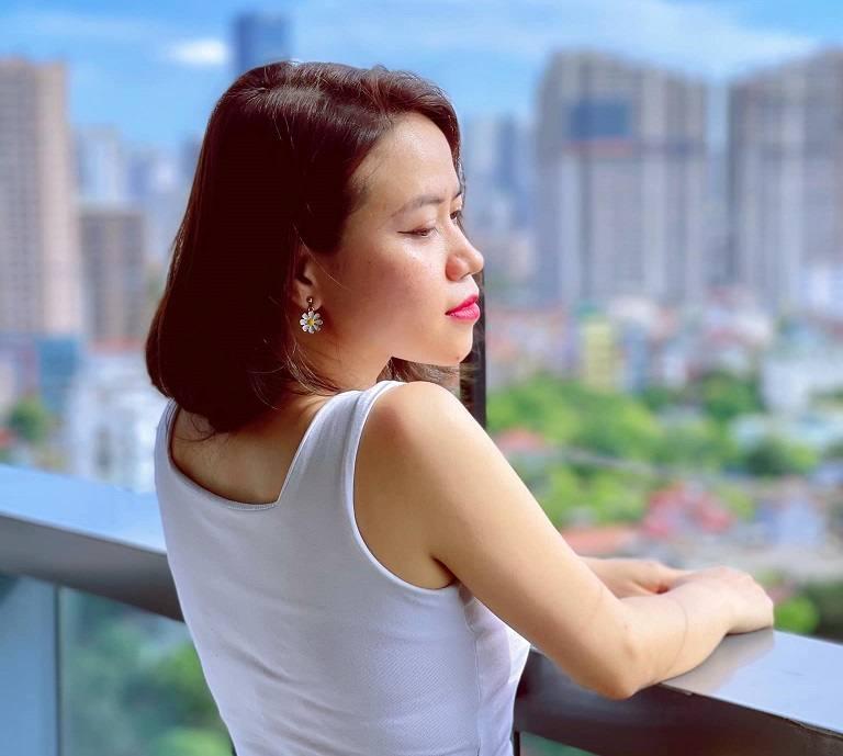 Chị Hoài An là khách hàng thân thiết của nhà thuốc chúng tôi (ảnh nhân vật cung cấp)