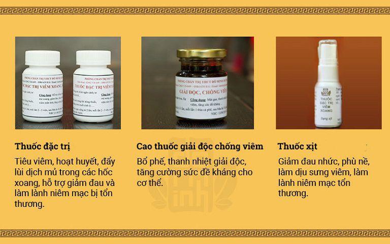 """Hiệu quả vượt trội của liệu trình """"3 trong 1"""" bài thuốc Viêm mũi dị ứng Đỗ Minh Đường"""